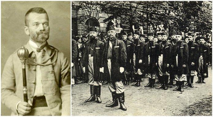 Як галичани 100 років тому з Іваном Боберським їздили в Прагу на VІ Всесокільський злет 1912 року