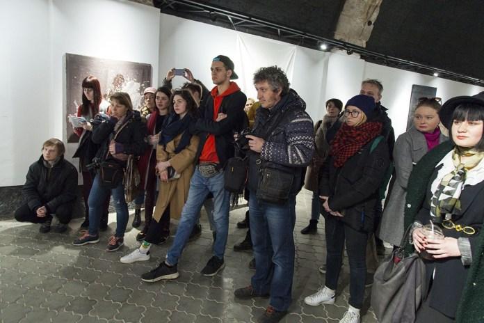 """Відкриття виставки закарпатських художників під назвою Координати"""""""