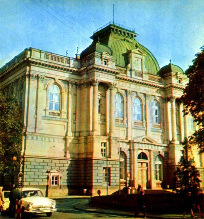 Національний музей у Львові, 1960-ті рр.