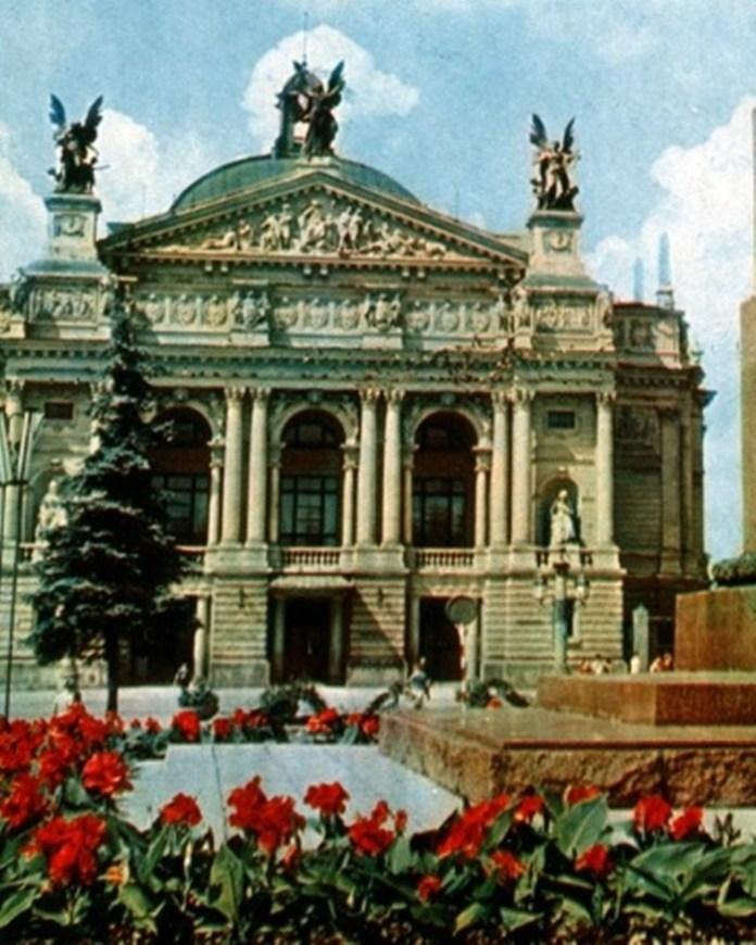 Львівський оперний театр, 1960-ті рр.