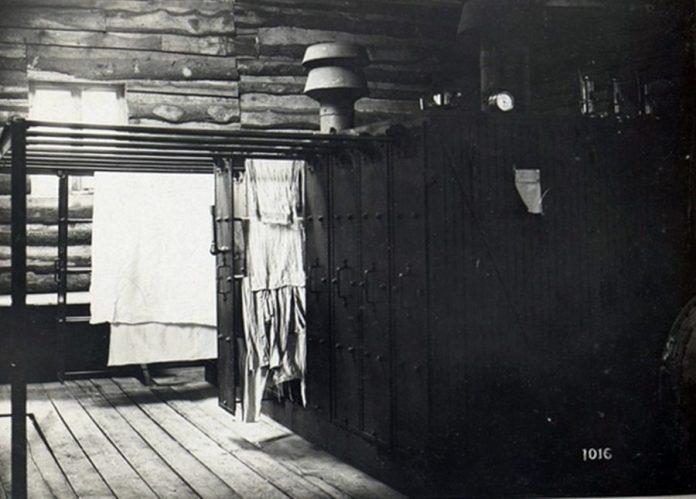 Пральня в Галичині 100 років тому