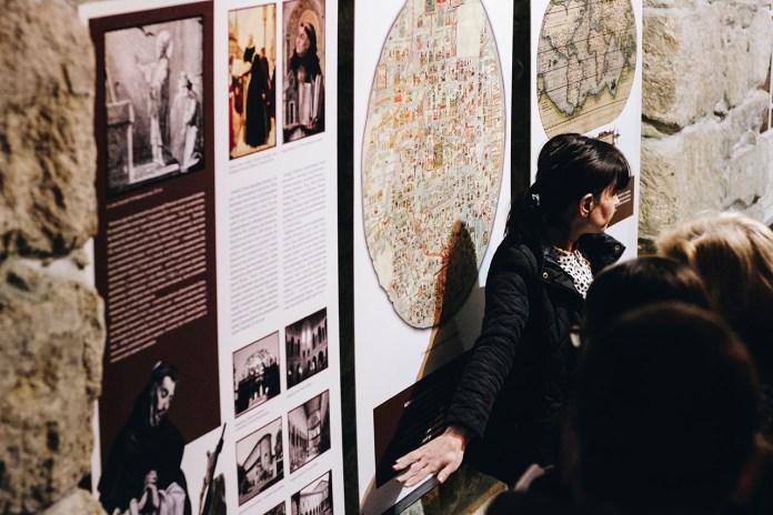 Оновлена експозиція підземелля колишнього Домініканського монастиря