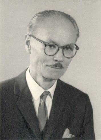 Іван Кейван. Світлина 1963 року