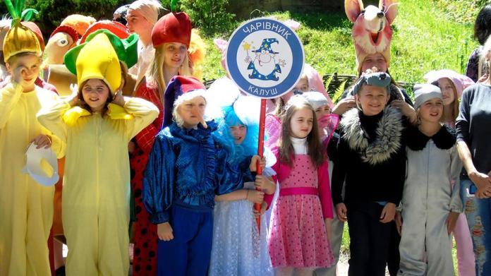 XVI Всеукраїнський театральний фестиваль дитячих та юнацьких колективів «Казка в гаю»