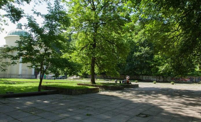 Площа Олекси Гасина