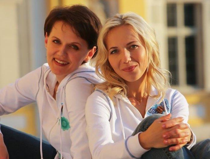 Ольга та Наталка Пасічник