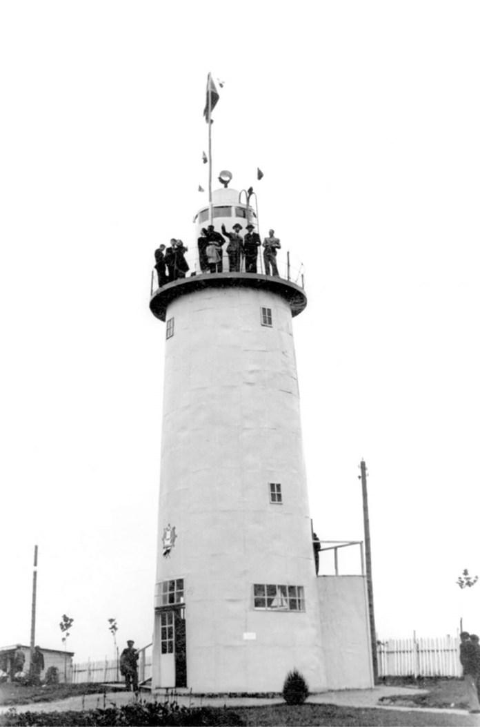 Павільйон-маяк