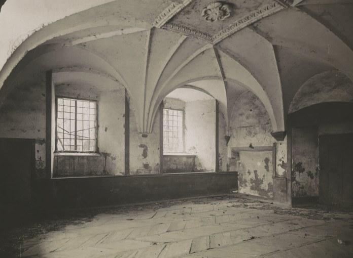 Інтер'єр Межиріцького монастиря, 1935 рік