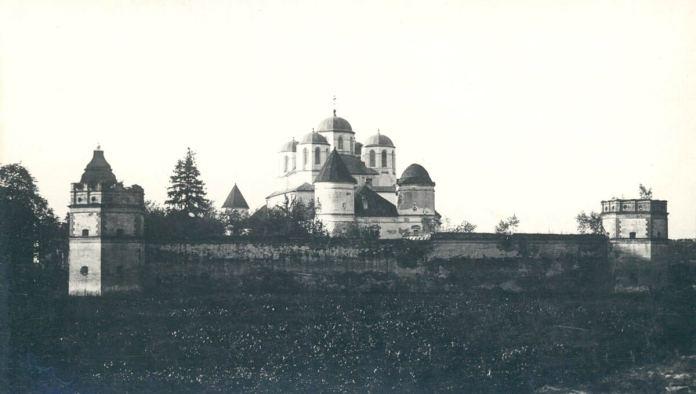 Межиріцький монастир, 1930 рік