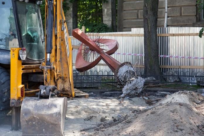 Археологічні розкопки на площі Галицькій у Львові