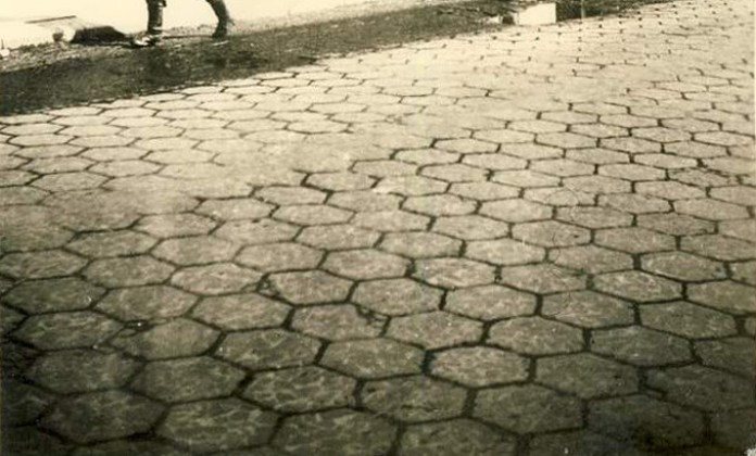 Нове мощення на вулиці Ягеллонській в Луцьку
