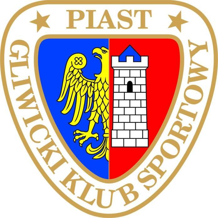 Герб команди. Фото з https://www.facebook.com/Piast-Gliwice-2008-1530157757293716/