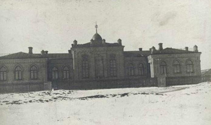 Єврейський шпиталь на Шпитальній, поч. 1920-х років