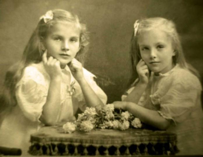Доньки Ярослава Окуневського: Ольга і Дора