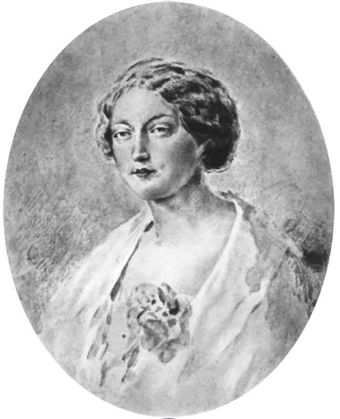 Коханка Адама Потоцького «Біла Сирена» Марія Калєргіс, XIX ст.