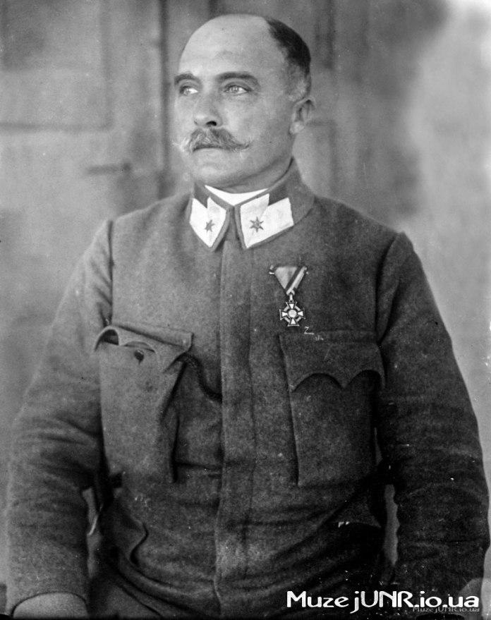 Мирон Тарнавський. Фото 1916 року