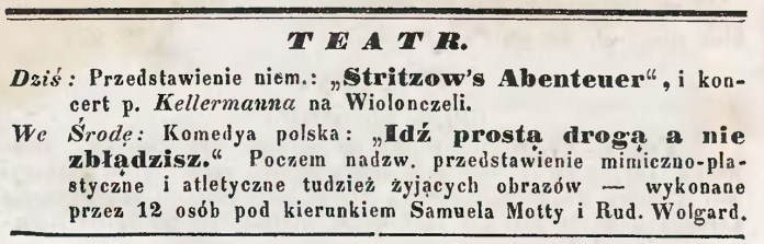 «Gazeta Lwowska» № 129 за 07 червня 1852 р.