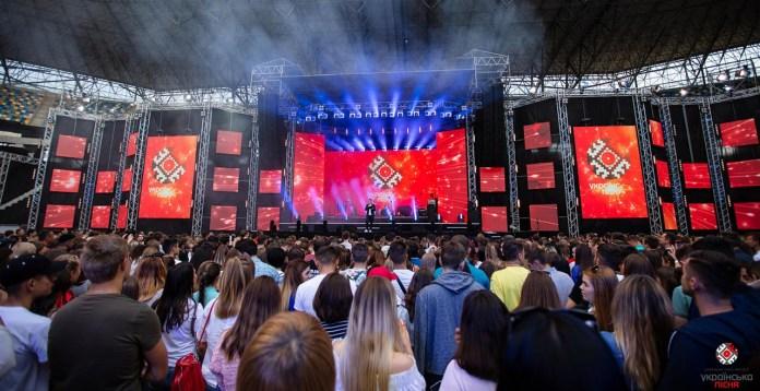Гала-концерт проекту «Українська пісня / Ukrainian Song Project 2019»
