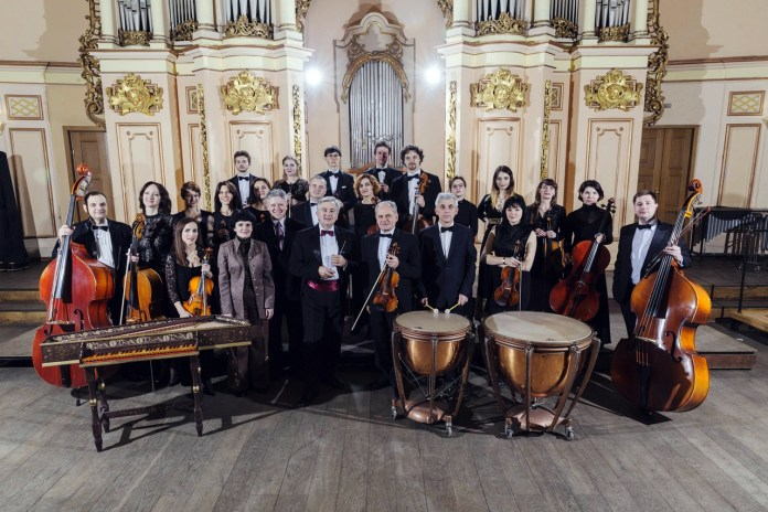 VI Міжнародний музичний фестиваль «Музика в старому Львові»