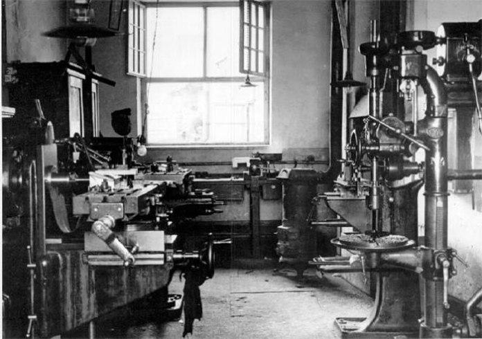 Цех Оптико-механічної майстерні № 65 Військово-Топографічної Служби в радянський період
