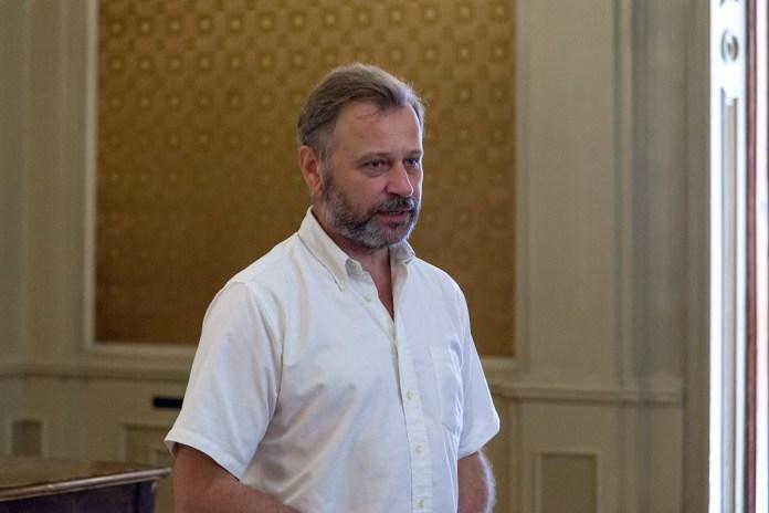 Голова ради Львівської обласної організації Українського товариства охорони пам'яток історії та культури Андрій Салюк