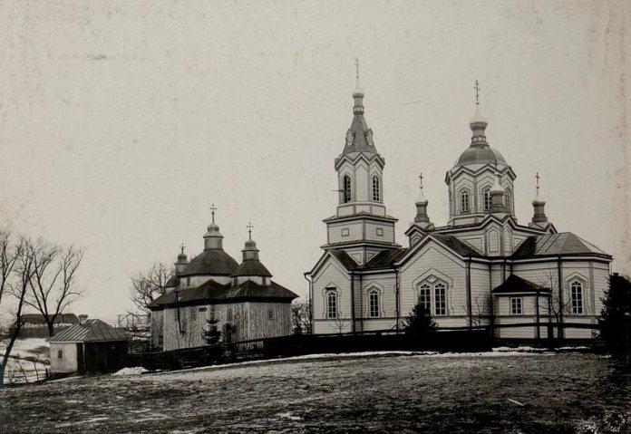 Містечко Острожець, 1914-1918 рр. Фото https://www.bildarchivaustria.at