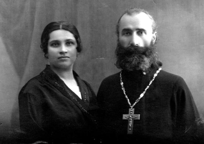 Пелагея і Серафим Молчановські, 1925 рік