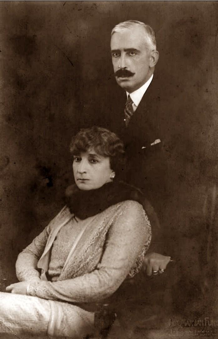 Януш і Анна Радзівілли в часі Варшавського повстання 1944 року
