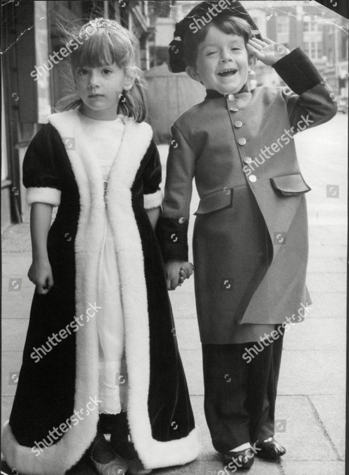 Діти Анна Христина і Ентоні