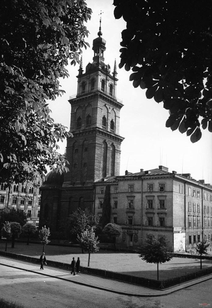 Успенська церква, 1938 р.