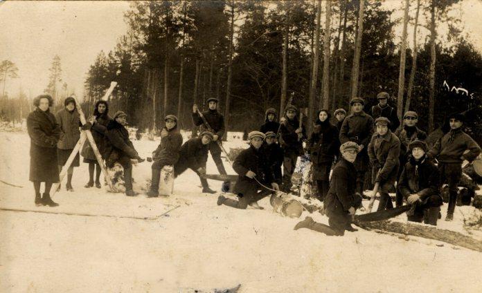 Село Михалин Березнівський район, 1926 р.