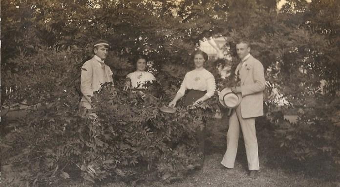 Підбереззя, Волинь, 1910-ті