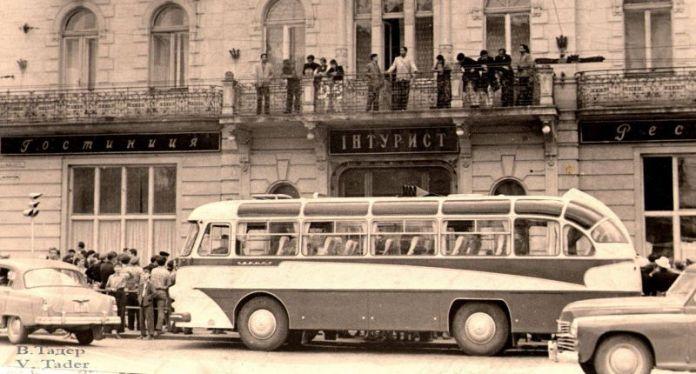 "Готель ""Інтурист"" (тепер – готель ""Жорж"")"