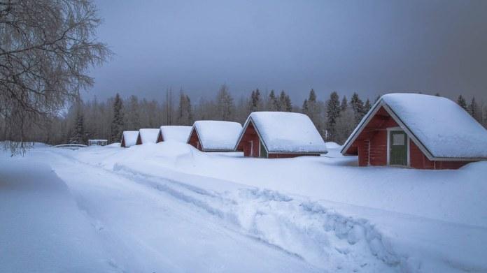 Фінська Лапландія. Фото з https://www.flickr.com