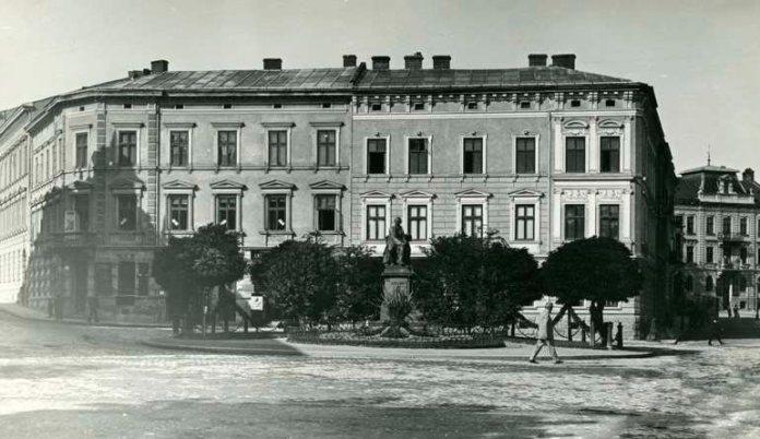 Пл. Академічна (1909-1914 рр.) Колекція: І. Котлобулатов