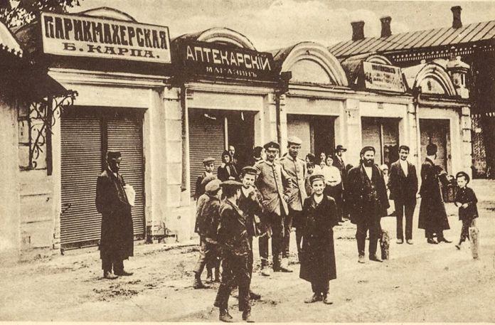 Володимир-Волинський, 1916