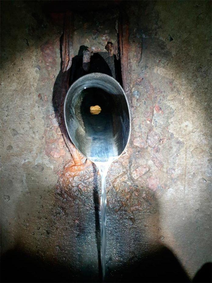 Навіть трохи брудної води може зіпсувати велику кількість чистої води.