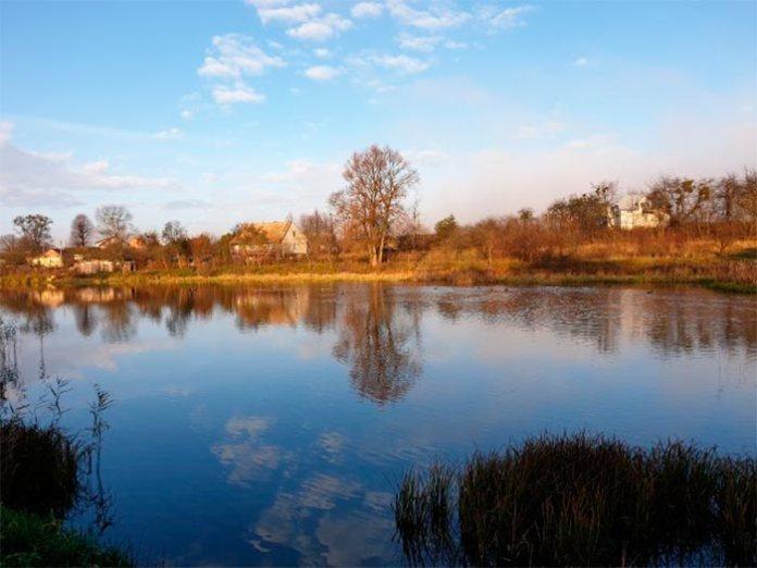 Хороснянське озеро