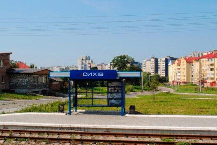 Залізнична станція Сихів. Фото Мар'яни Іванишин.