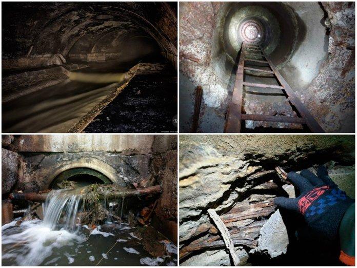 Підземелля Сихова, або прогулянка Зуброю
