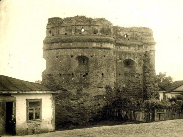Татарська вежа. поч. ХХ ст.