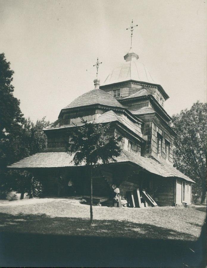 Церква у Яворові, 1910 р.