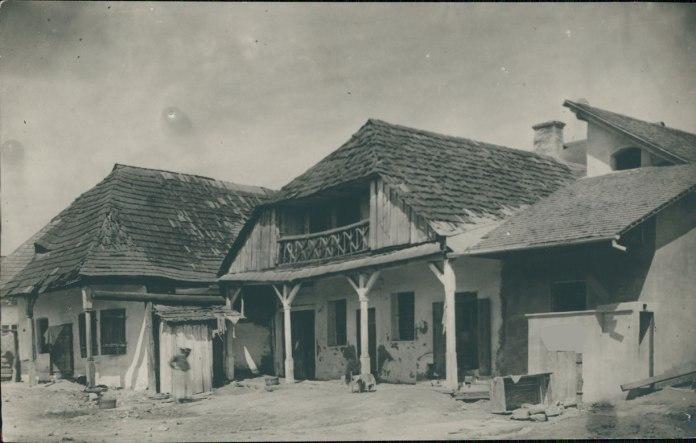 Забудова у Яворові, 1910 р.