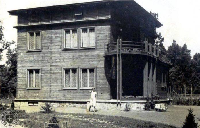 Янова Долина, житловий будинок, 1938 рік