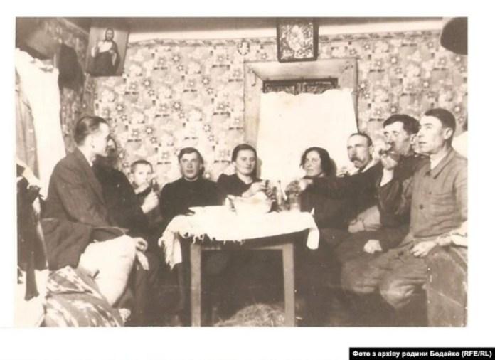 Останнє Різдво в українській родині перед виселенням із Холма у 1946 році