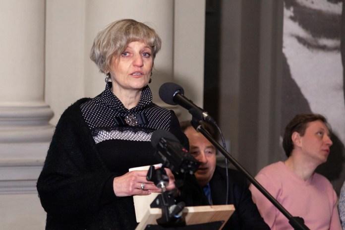 Заступниця генерального директора з наукової роботи Національного музею у Львові імені Андрея Шептицького Оксана Біла