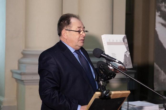 Генеральний директор Національного музею у Львові імені Андрея Шептицького Ігор Кожан
