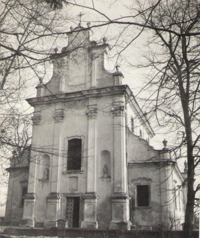 Костел у Наварії. Фото з http://tvoemisto.tv/
