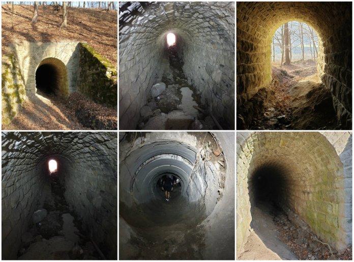 Підземний хід під фантомною залізницею