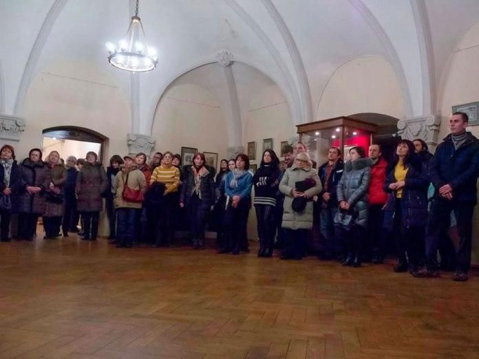 """Відкриття виставки """"Графіка львівських митців ХХ ст.: 1900—1960 рр."""""""